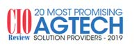 Top 20 AgTech Solution Companies - 2019